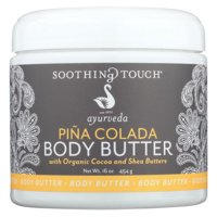 (Price/each)Soothing Touch - Pina Colada Body Butter - 16 OZ
