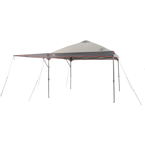 Coleman Instant 10' x 10' Canopy with Swing-Wall