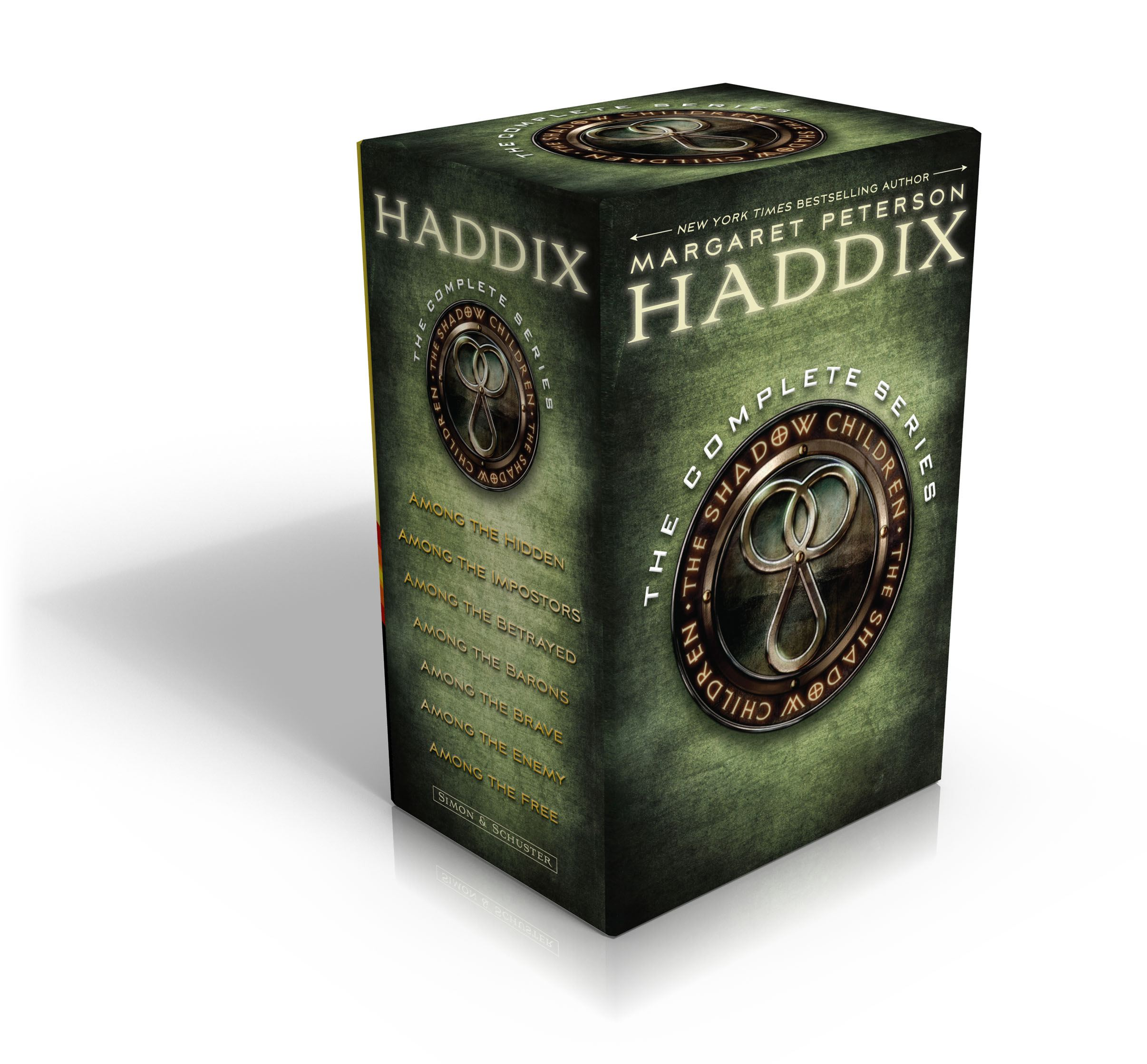 Shadow Children: The Shadow Children, the Complete Series (Paperback)