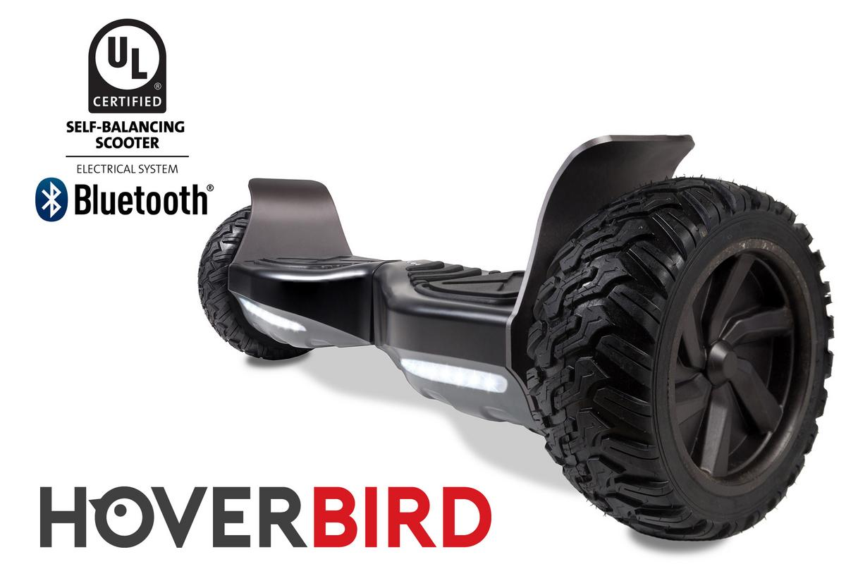 Hoverbird Suv Z13 Ul2272 Certified 85 All Terrain Blue