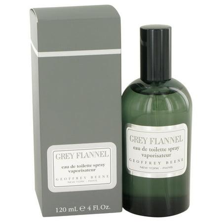 Geoffrey Beene GREY FLANNEL Eau De Toilette Spray for Men 4