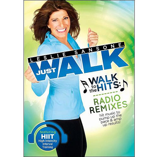 Leslie Sansone: Just Walk - Walk To The Hits Radio Remixes