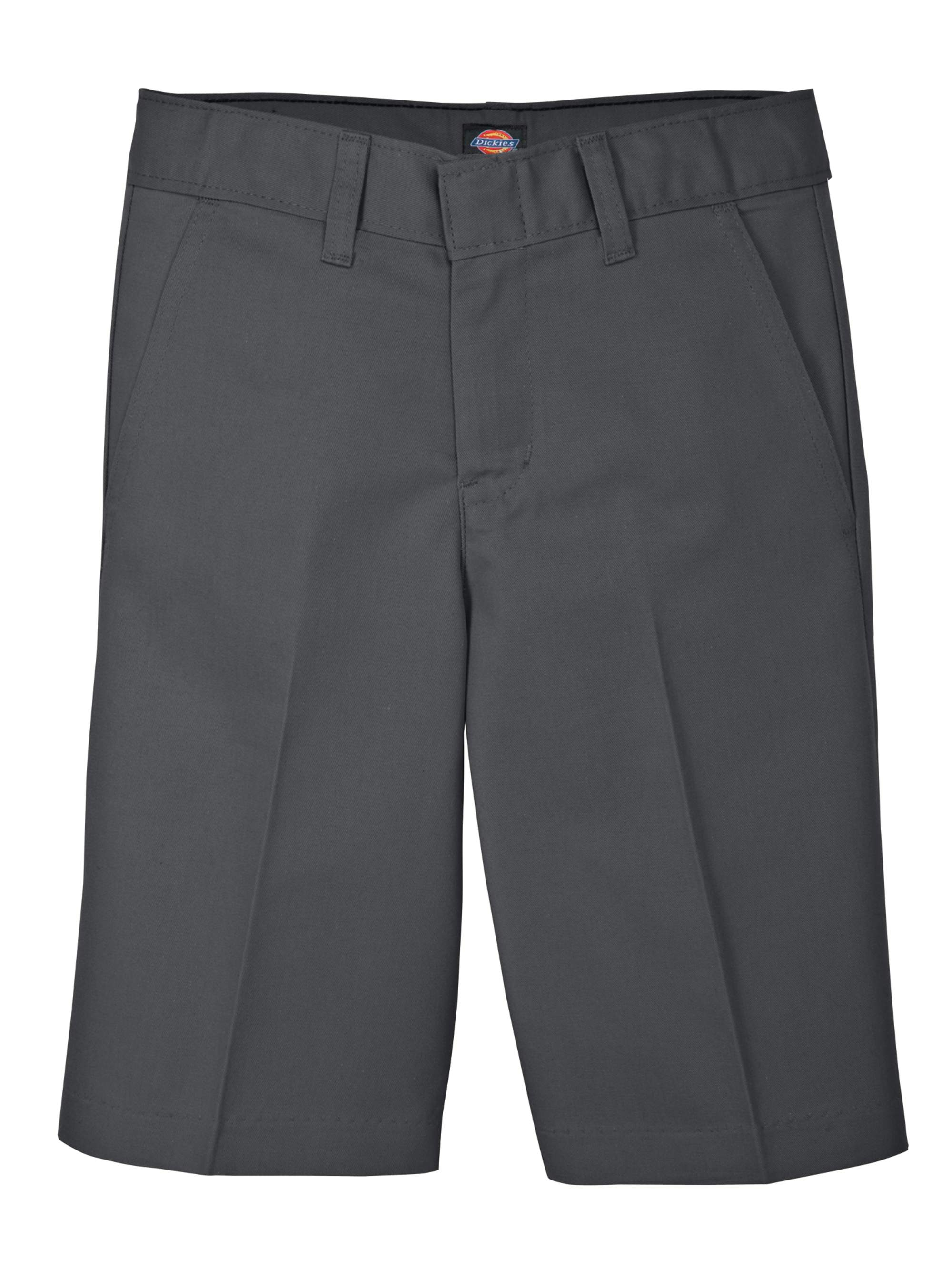 Boys' Uniform FlexWaist® Flat Front Short (Big Boys)