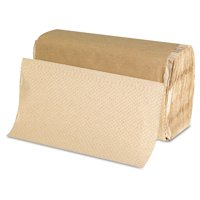 GEN Natural Singlefold Paper Towels, 250 ct Packs, (Pack of 16)