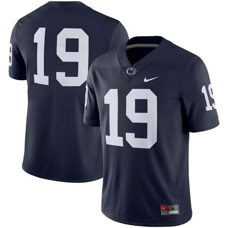#19 Penn State Nittany Lions Nike Game Jersey - Navy Penn State Nittany Lions Jersey