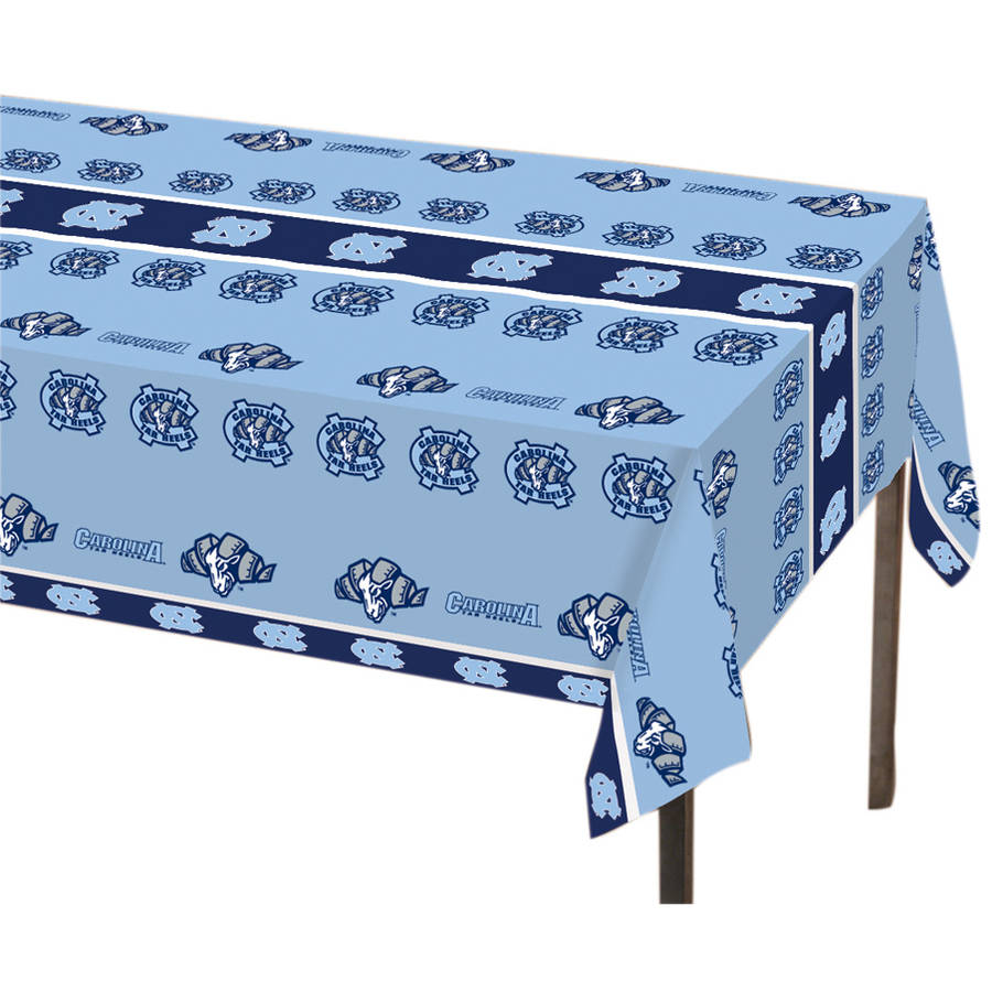 North Carolina Tar Heels Table Cover