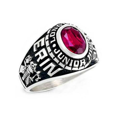 High School Musical Keepsake (Keepsake Personalized Women's Middle School or Junior High Ring in Valadium )