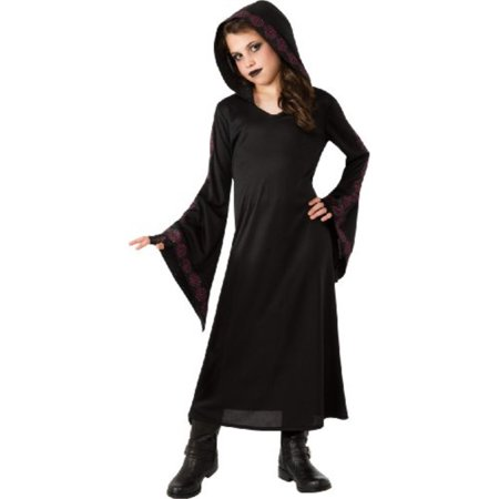 gothic robe kids costume