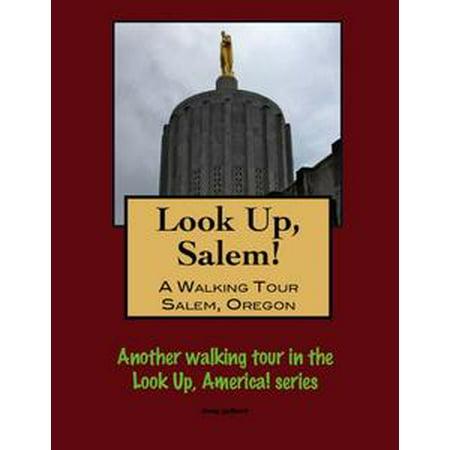 Look Up, Salem! A Walking Tour of Salem, Oregon - eBook - Halloween City Salem Oregon