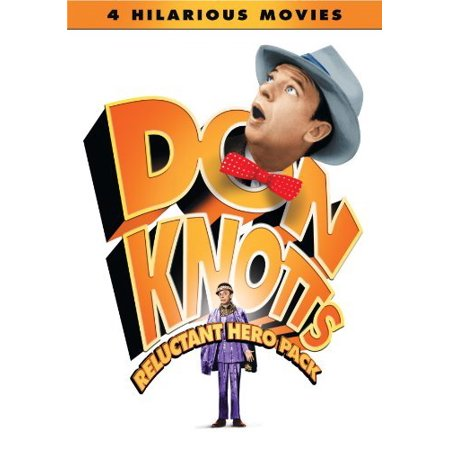Don Knotts: Reluctant Hero Pack (Anamorphic Widescreen)
