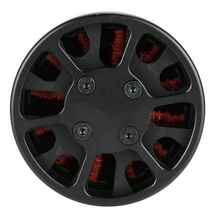 Moteur Sans Brosse Outrunner N6354 180KV pour électrique Planche Roulette Noir♥