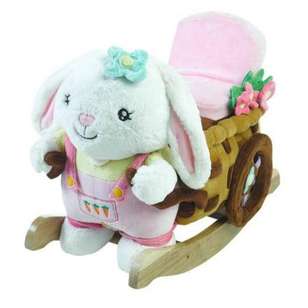 Rockabye Beatrice Bunny Play and Rock - Bunny Rocket