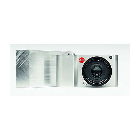 Leica T Mirrorless Digital Camera (Silver) 018-181