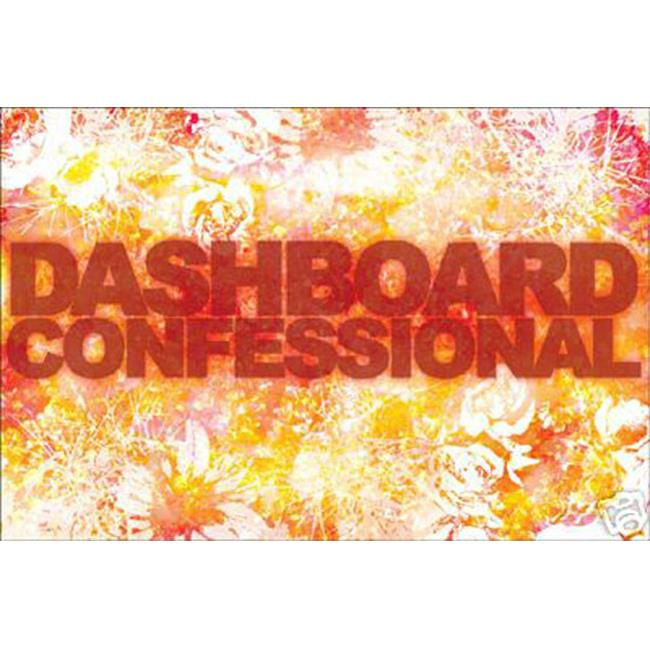 Hot Stuff Enterprise 6768--PA Dashboard Confessionnal Poster