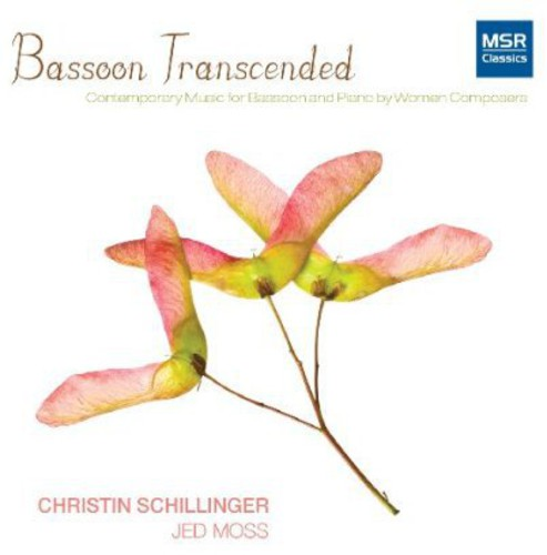 Albert Alexander Kander Bassoon Transcended [CD] by