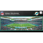 MasterPieces Miami Dolphins 1000PC Panoramic Puzzle