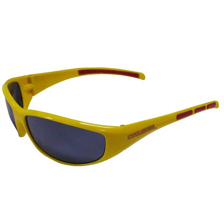 Iowa St. Cyclones Wrap Sunglasses, Officially licensed College product Licensee: Siskiyou Buckle By (Siskiyou Buckle)