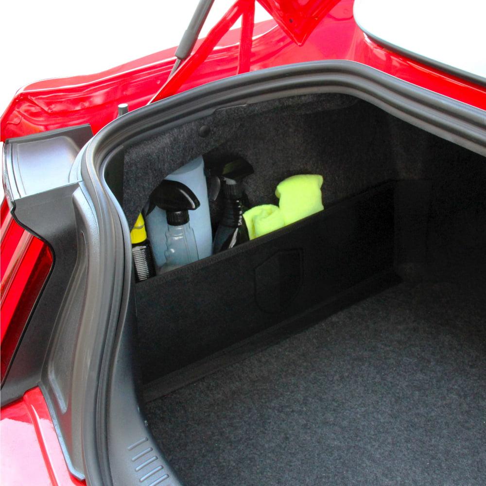 [REDShield] [Multipurpose Auto Trunk Divider Organizer] for Car, SUV, or Minivan - [Black] 22.4 inches X 7.08 inches