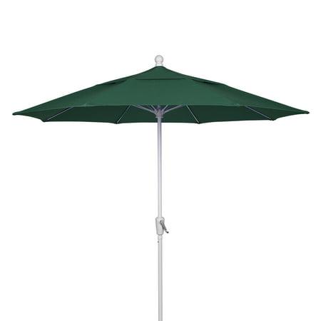 FiberBuilt 9 ft. Aluminum Wind Resistant Patio Umbrella ()