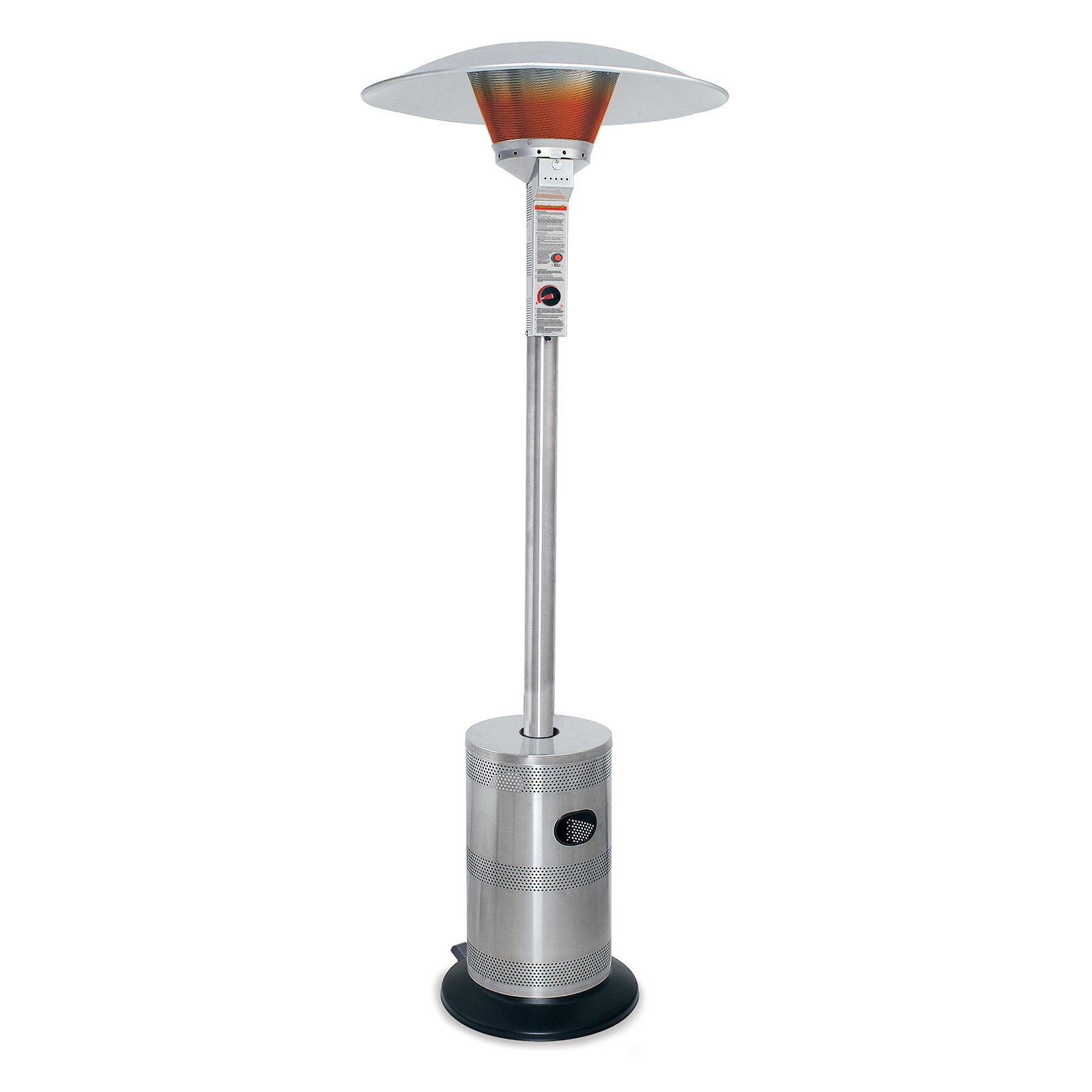 Endless Summer Commercial Outdoor Propane Gas Patio Heater by Blue Rhino Global Sourcing Inc