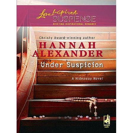Under Suspicion - eBook (Hannahs Hideaway)