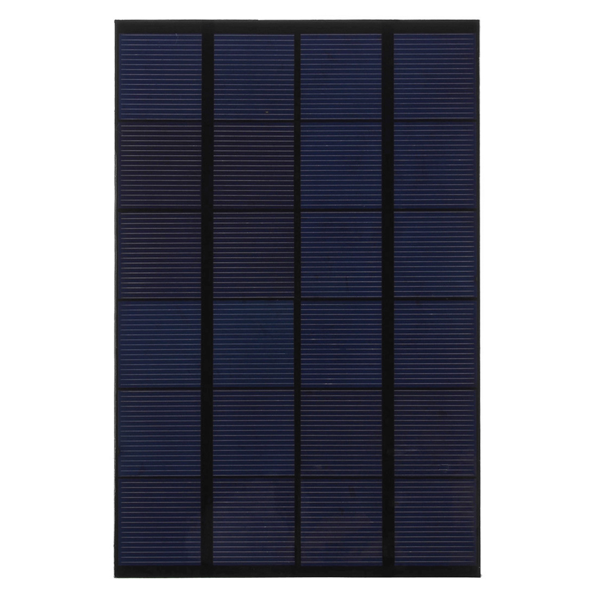Click here to buy 6V 4.2W Monocrystalline Silicon Solar Panel Battery Board for Teaching Garden Street Home by Unbranded.
