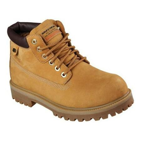 8e65a837460f Skechers - Skechers Men s Sergeants Verdict Rugged Ankle Boot - Walmart.com