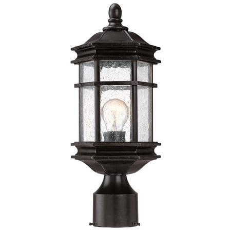 Dolan Designs - 9233-68 - One Light Post Mount - Barlow - Winchester