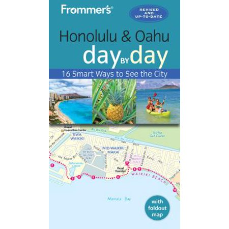 Frommer's honolulu and oahu day by day: 9781628873726 (Oahu Marketplace)