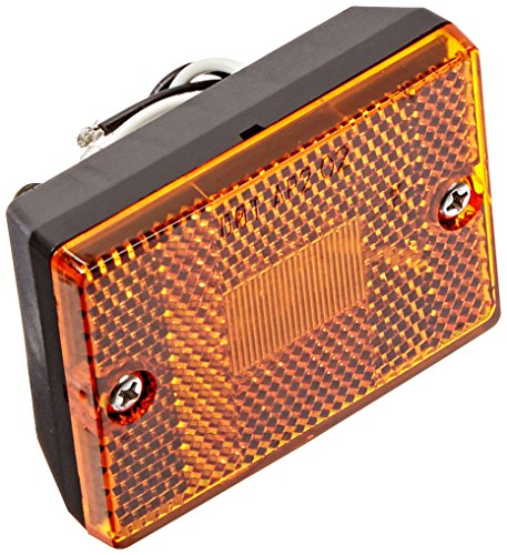 Optronics Mcl-36As Amber Led Marker/Clearance Light