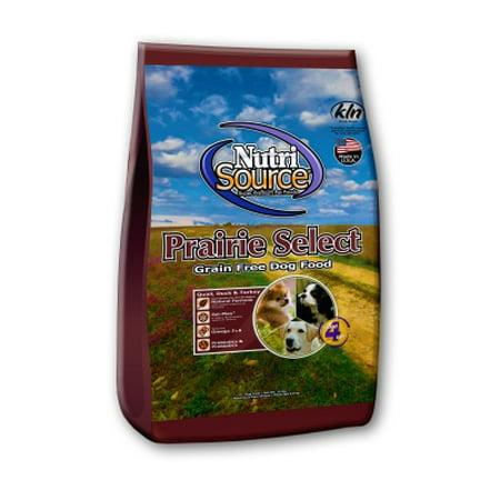 Prairie Select Dog Food Grain Free