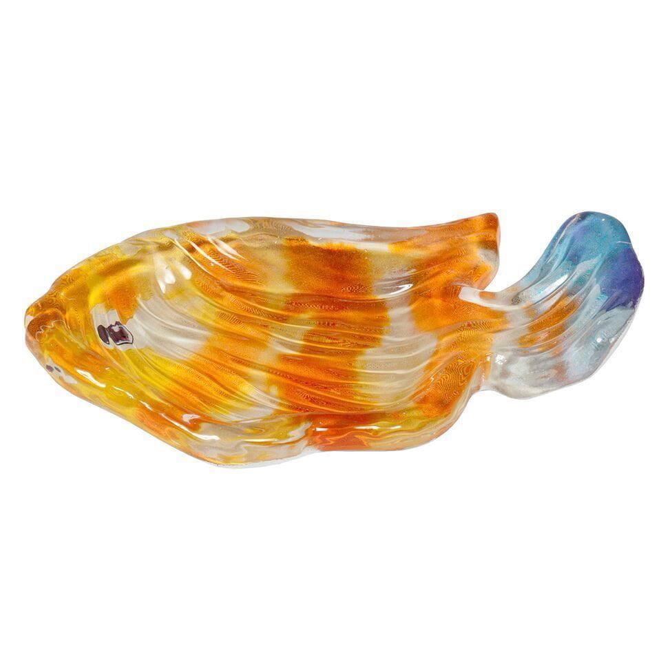 Tropical Rainbow Fish Bathroom Bath Soap Dish