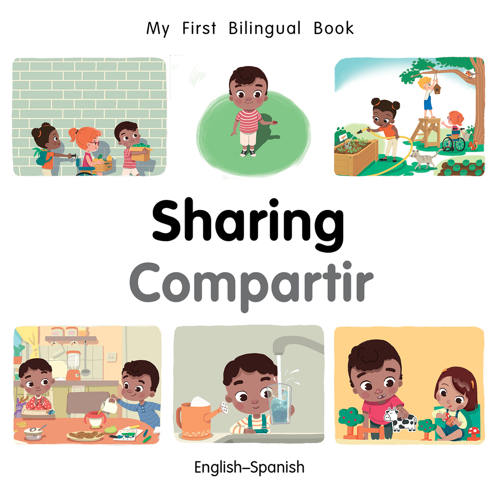 Sharing Compartir (Board Book)