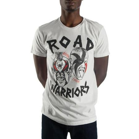 46ea09f50b5 WWE Road Warriors TShirt Road Warriors WWE Apparel Road Warriors Shirt WWE  Shirt-Large