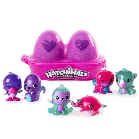 Hatchimals   Colleggtibles Glittering Garden 2 Pack Egg Carton