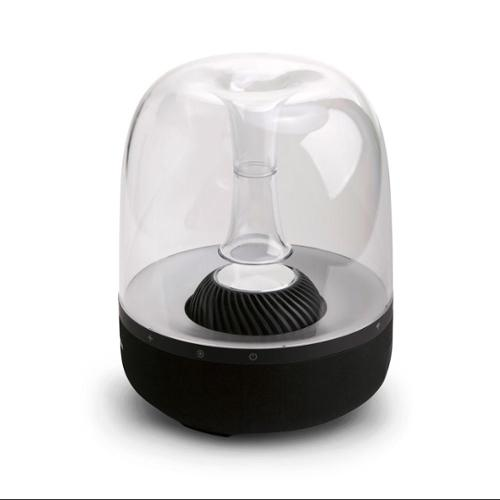Harman Kardon Aura Black Wireless BT Home Speaker System, Apple AirPlay by Harman Kardon