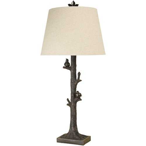 Style craft tree with birds table lamp walmart style craft tree with birds table lamp mozeypictures