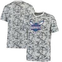 Charlotte Hornets Zipway Marble Logo T-Shirt - White