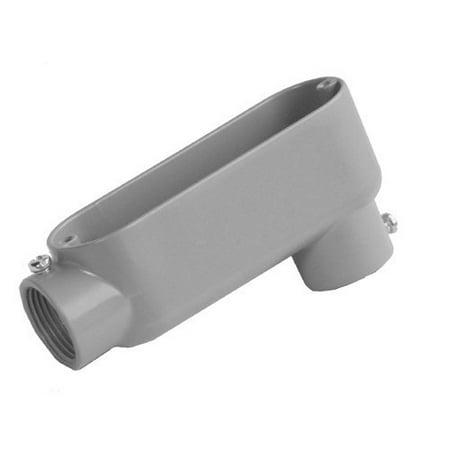 Aluminum Combination Conduit Bodies LB Type - Threaded and Set Screw - Conduit Set Screw