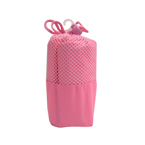 Children's Poncho, Pink