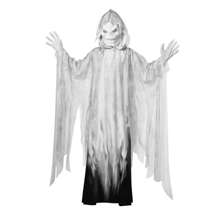 Kids Evil Spirit Boys Ghost Halloween Costume (Spirit Halloween Dallas)