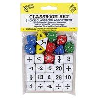 Koplow Games Classroom Dice Set