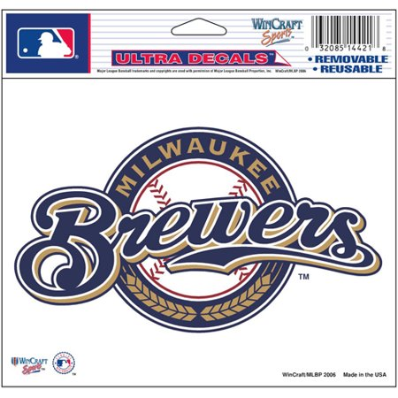 - Milwaukee Brewers WinCraft 5