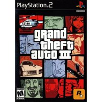 Grand Theft Auto III - PS2 (Refurbished)