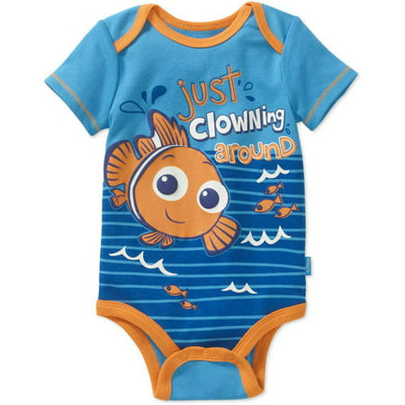 Finding Nemo Newborn Baby Boys' Bodysuit