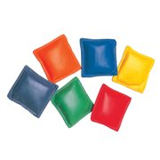 "Bean Bags, 3"" x 3"", Pack of 12"