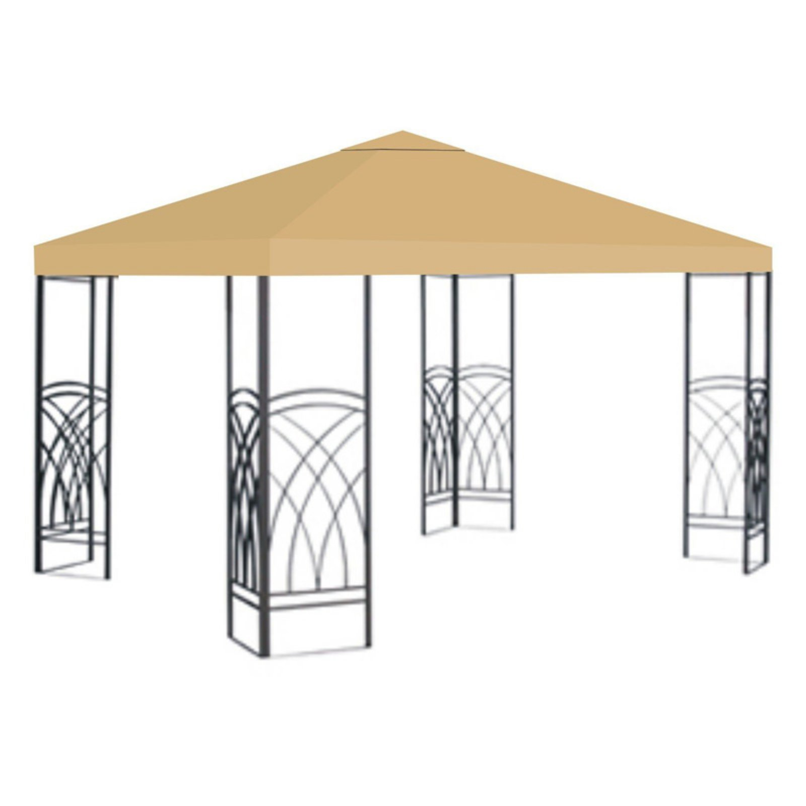 Sunrise 10 x 10 ft. Gazebo Replacement Canopy Cover