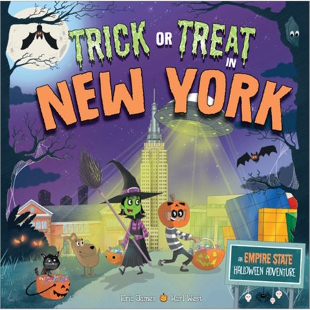 Halloween 5k New York (Trick or Treat in New York : An Empire State Halloween)