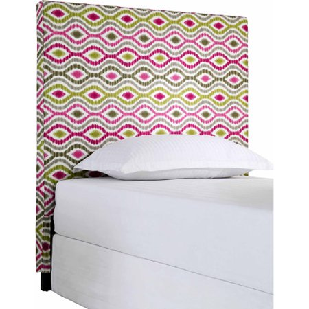 Sophia Collection by Waverly Optical Delights Full/Queen Headboard and Matching Storage Trunk