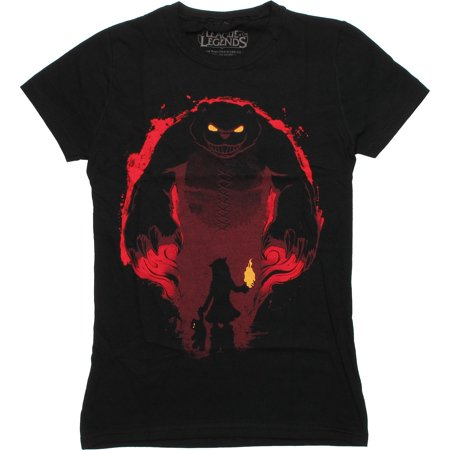 League of Legends Annie Tibbers Baby Tee (League Of Legends New Halloween Skins)